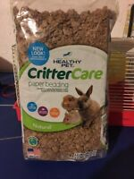 Critter care paper bedding/ cage lining