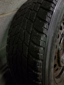 LIKE NEW **TOYO** 195/65/15 WINTER TIRES