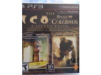 ICO / Shadow of the Colossus HD (PS3)