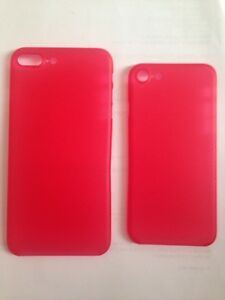 iPhone 7 & 8 and 7 & 8 Plus phone case - MANY COLOURS