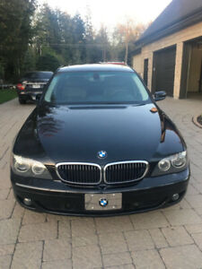 BMW 750I 2008 LOW MILEAGE NEVER SEEN WINTER!
