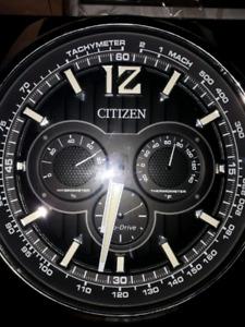 Horloge montre Citizen a batteries