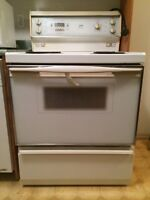 *FREE* older hotpoint stove works great