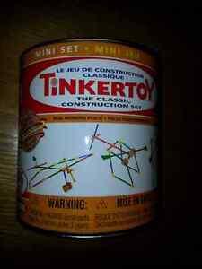 Tinkertoy 46 piece mini set Kitchener / Waterloo Kitchener Area image 2