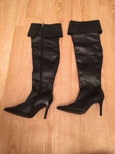 WOMAN LEATHER BOOTS