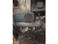 150L air compressor