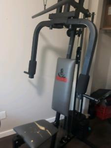 Weider gym