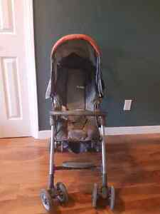 Combi Collapsible stroller