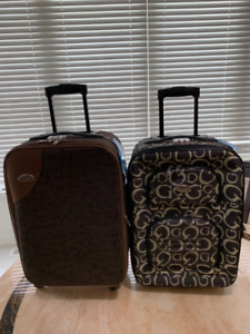 2 pcs carry on very cheap price
