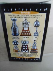 2003-McDonald's-Greatest NHL-National Hockey League Trophies.