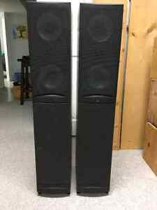 Infinity RS5 Tower Speakers w/Teac Receiver & 5 Disk Player Prince George British Columbia image 9