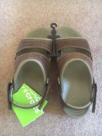 Mens Crocs Sandals