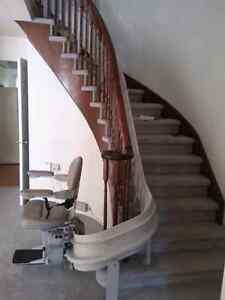 Removal of unwanted stairlifts! $ paid! Stairlift! Chair Lift! Belleville Belleville Area image 3