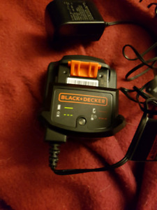 Brand new Black n Decker 12v lithium batter and charger