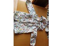 H&M girls light, shower proof, spring/summer jacket