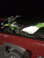 2004 Kawasaki KLX 125 For Sale