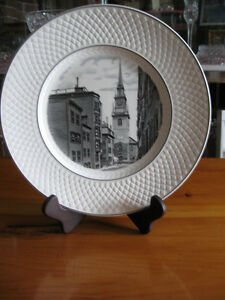 COPELAND SPODE'S MANSARD 10 3/4 IN.DECORATIVE PLATE