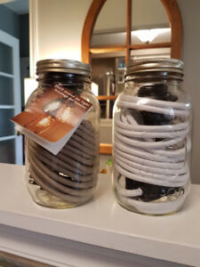 2 DIY Mason Jar Light Kit