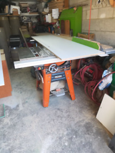 Rigid Table Saw, TS3660, $375 OBO