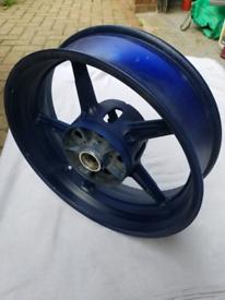 Suzuki Gladius 650 Wheel