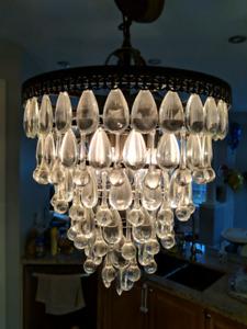 Crystal Chandelier - Warehouse of Tiffany