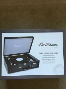 Electrohome Record Player