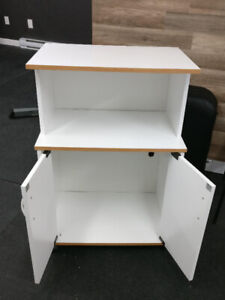 Microwave cart/cabinet