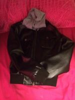 Real Leather Jacket