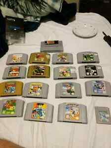N64 games for sale and others