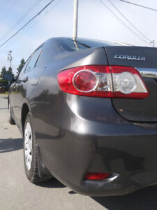 2012 Toyota Corolla MINT CONDITION & INSPECTED