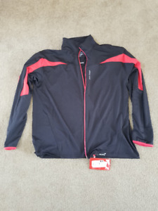 Polaris full zip mock jacket Size M
