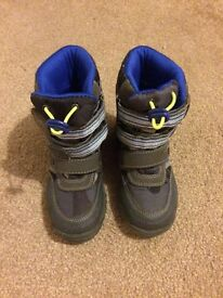 Children's boots from Next Size 10