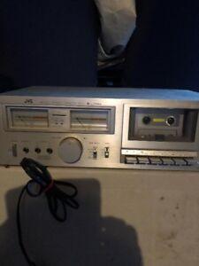 Retro KD A22 JVC Cassette Tape Deck best offer