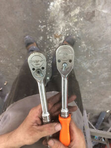 SNAP ON | RATCHET 1/2 | 160$ FOR BOTH | FINAL PRICE
