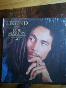 Vinyle Bob Marley neuf