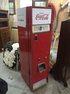 Machine Coca Cola Cavalier 55