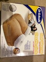 Dr scholls foot warmer brand new