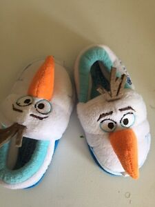 Olaf slippers London Ontario image 1