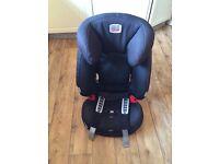 Britax Evolva 123 car seat (9-36kgs)
