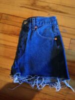 High waisted shorts Levi's