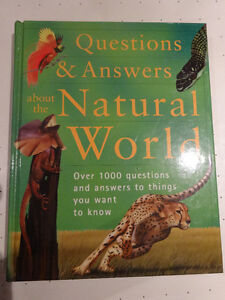 Questions and Answers about the Natural World Kitchener / Waterloo Kitchener Area image 1