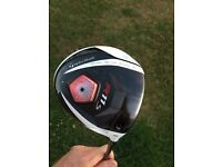 TAYLORMADE R11S DRIVER 9' STIFF. GOOD CONDITION