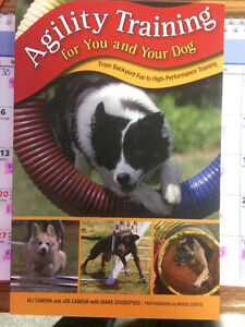 Agility Training for You and Your Dog Book