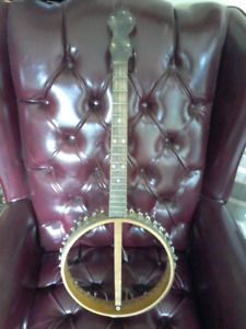 Heirloom banjo