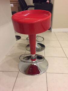 Four Kitchen Stools, never used!