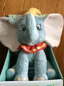 Dumbo Disney Baby Dreamy Sounds Plush Soother