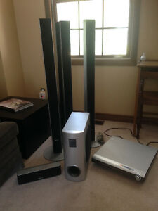 Samsung DVD Home Theater System - HT DS630T