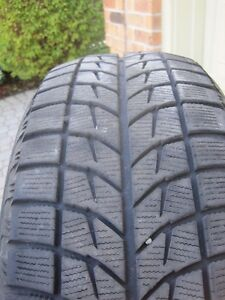 Blizzak Snow Tires - 185 x 60 x 15 -  4 tires only