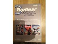 Top gear box set. 3 DVDs altogether.£2
