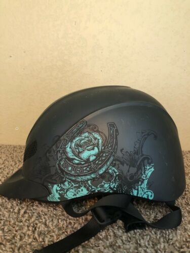 Horse back riding helmet